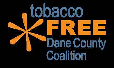 Tobacco Free Dane County Coalition logo